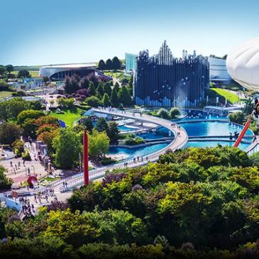 Les nouvelles attractions 2015 du Futuroscope de Poitiers