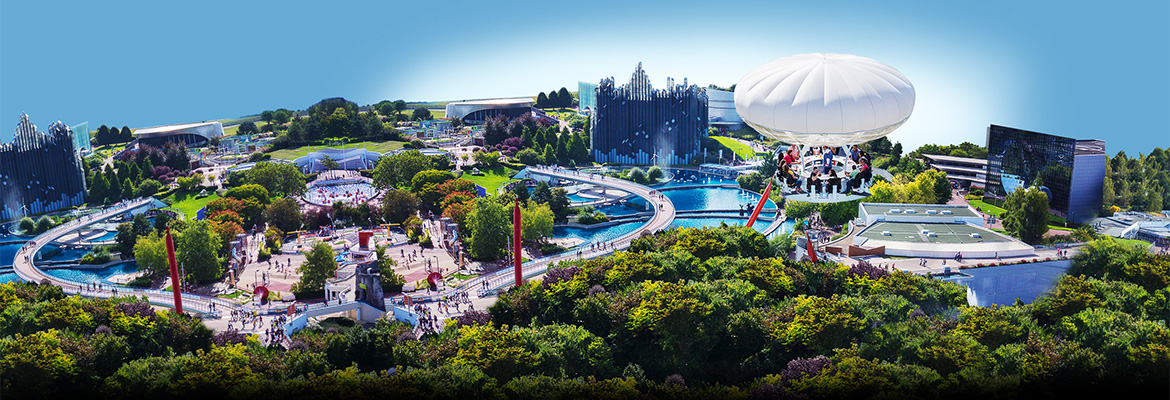 Futuroscope Poitiers : attractions 2015