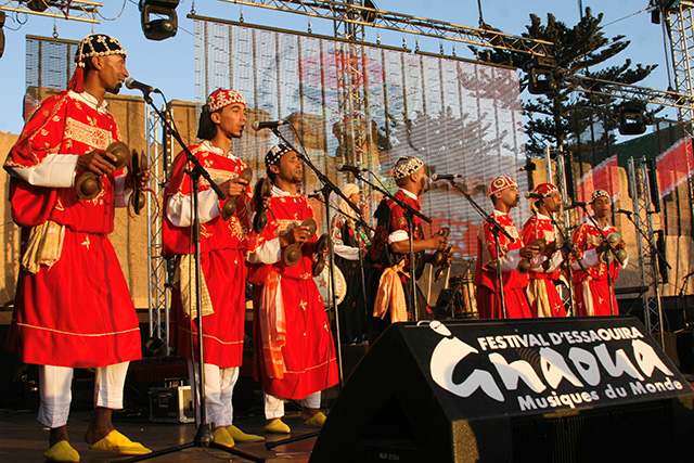Festival Gnaoui à Essaouira