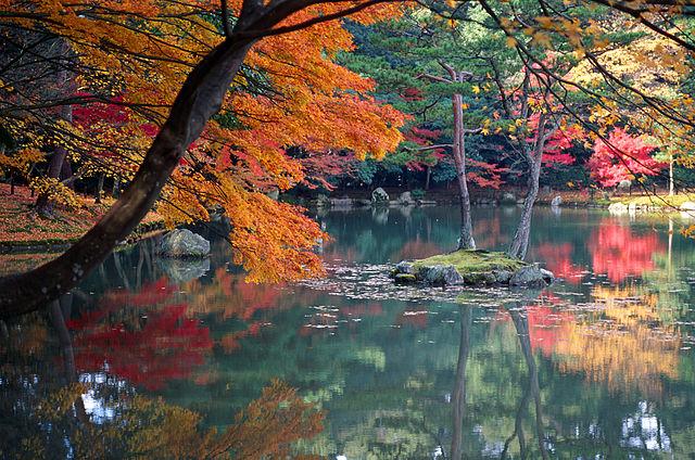 Kyoto en automne