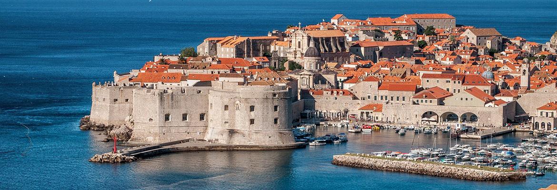 Périple en Croatie