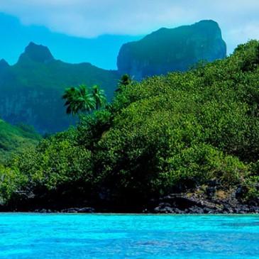 La Polynésie, une terre d'évasion