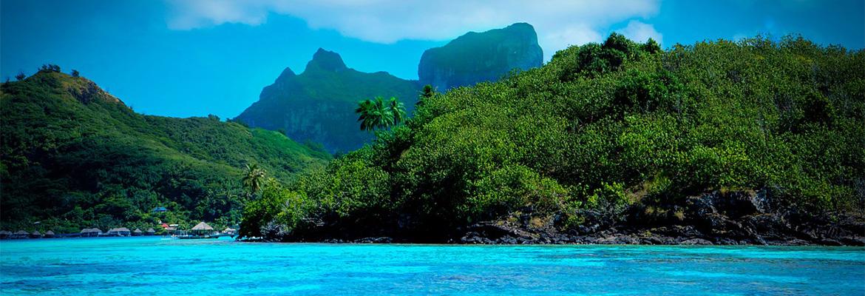Polynésie Française - Bora Bora