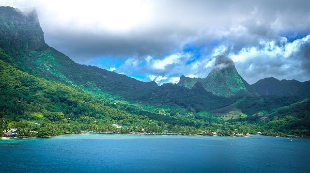 Polynésie Française - Moorea