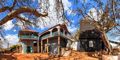 Palais Mahandrihono Madagascar