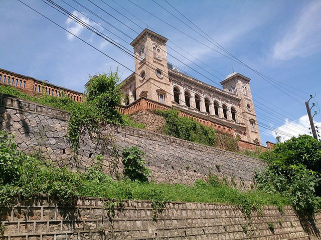 Palais Royal de Manjakamiadana