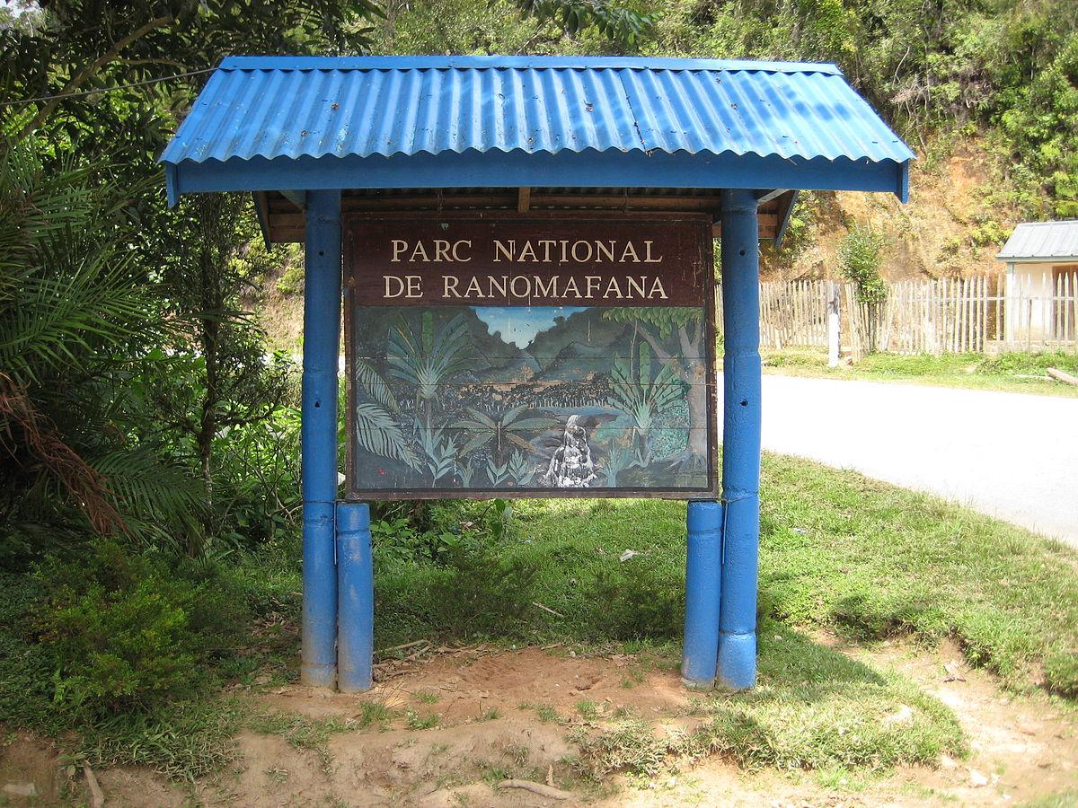Parc national Ranomafana