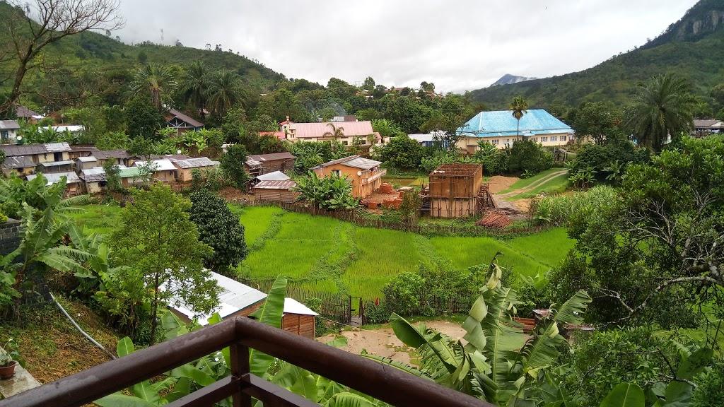 Ville de Ranomafana