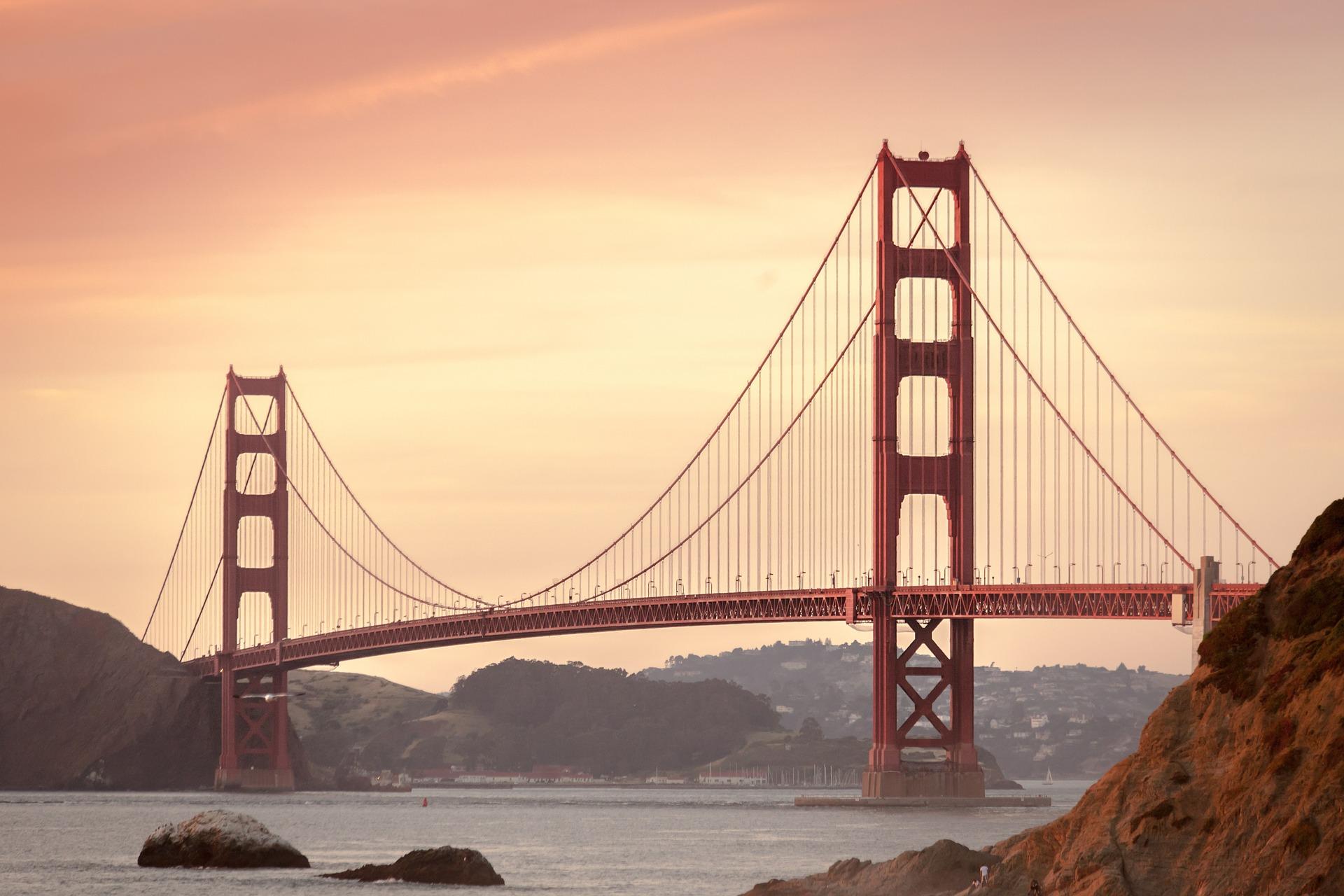 Pont du Golden Gate aux USA