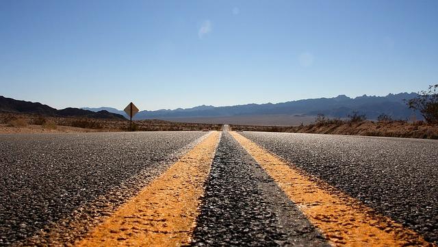 Arizona road - USA