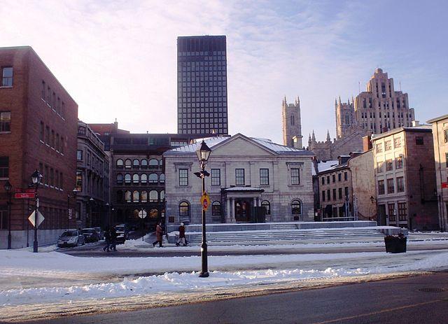 Place Royale Montréal