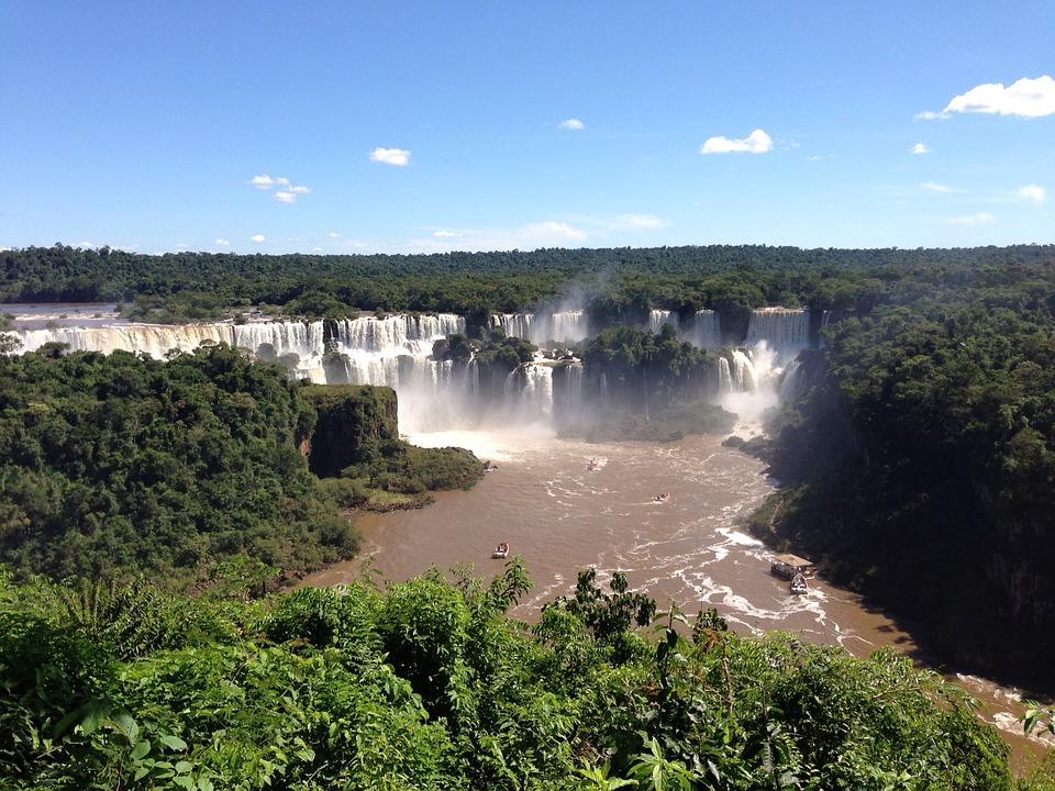 Argentine chutes d'eau