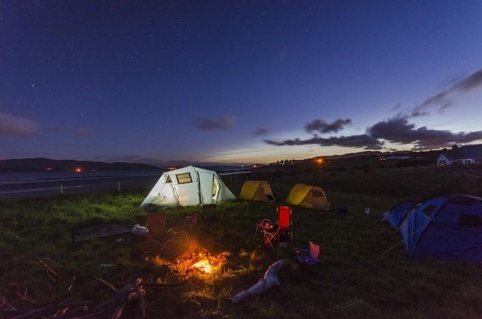 Les meilleures destinations pour partir au camping