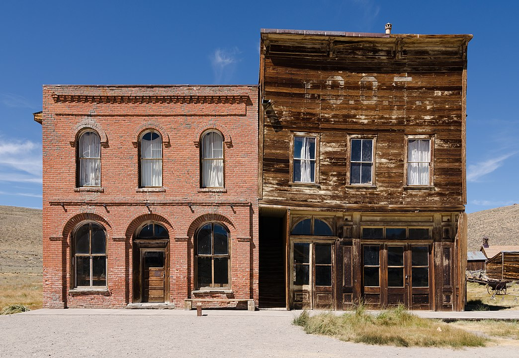 Découverte de Bodie, une ville fantôme de la Californie rappelant le Far West