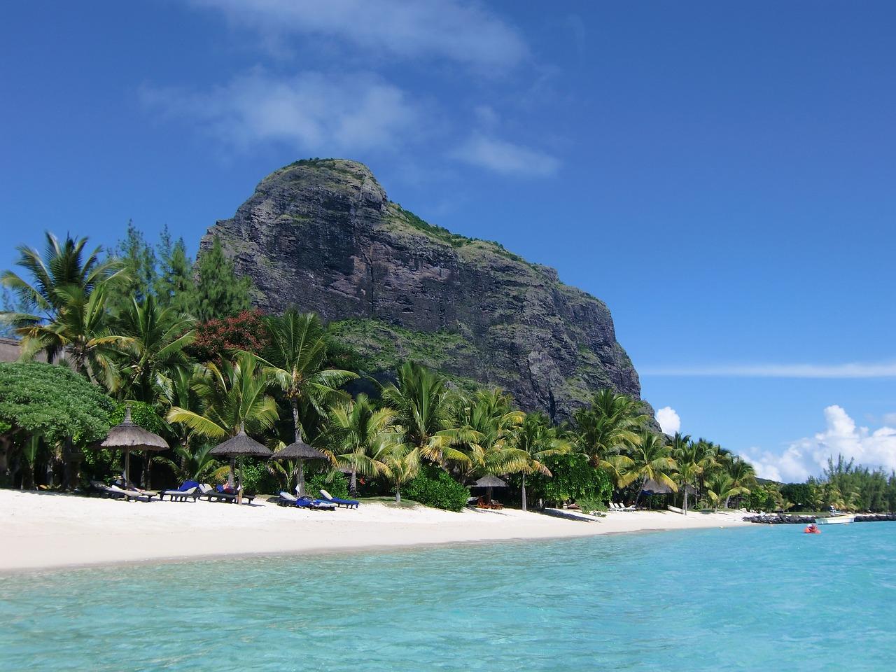 Top 3 des plus belles plages de Maurice